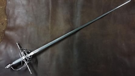 3 Rings Rapier by Danelli-Armouries