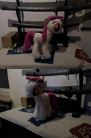 My new Plushie by Wildfox101