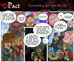 Pact: Sympathy for the Devil by mokkurkalfe