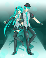 The Hatsune by nami9393