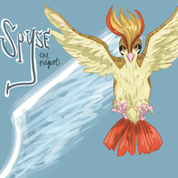 {PKMN} Spyse The Pidgeot by Jeiynx