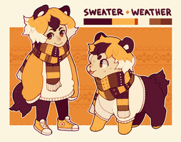 design auction - sweater weather [CLOSED] by RRRAI