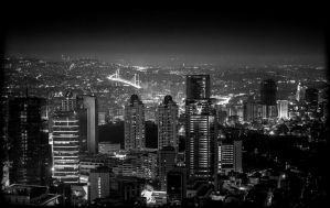 Istanbul - Night shot #4 by Roger-Wilco-66