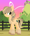 Carmel Apple ( OFFICAL NEXT GEN) by theponygaming