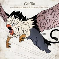 Griffin by SzokeKissMarton