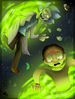Grab My Terryfolds M-Morty by Galactic-Fire