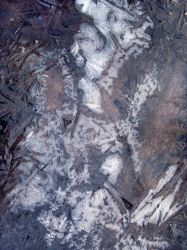 air patterns under ice by synesthesea