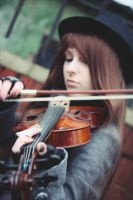 Violinist II by doctor-surgeon
