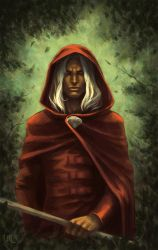 Raistlin Majere by Altana