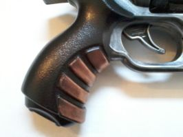 Rotator grip detail by VPhilly