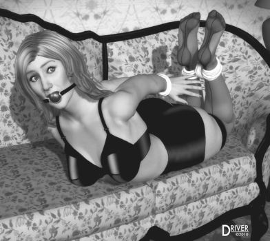 Sandra Silvers-1950's Style by Driver651