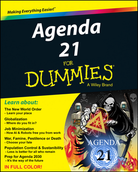 Agenda 21 For Dummies Book Cover by topher147