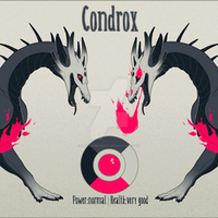 Condrox Animated Reference - Commission by Anti-Dark-Heart