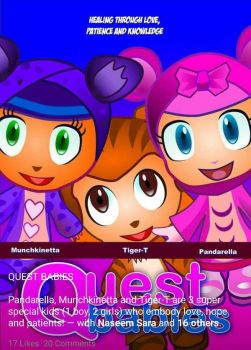 Quest Babies  by Khaleel100