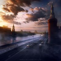 Moscow - Nikon forever by inObrAS