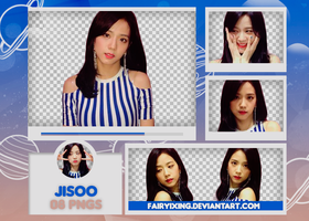 [PNG PACK #592] Jisoo - BLACKPINK by fairyixing