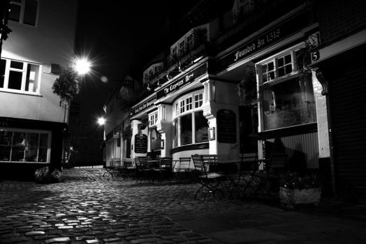 The Carpenters Arms by Scuzi