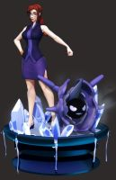 Lorelei and Cloyster