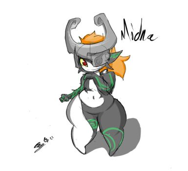 Imps Hips. by BossBUG