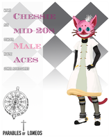 Parables of Loneos: Chessie by homophones