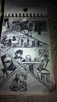 12 Protectors story board page10 by 13thprotector