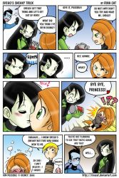 KP: Shego's sneaky trick by rinacat