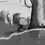 Troubling Forest by RoboticTea
