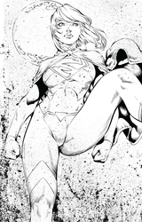 Super Girl by TheVatBrain
