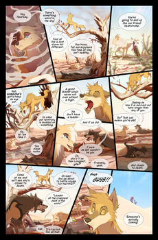The Blackblood Alliance - Chapter 02: Page 05 by KayFedewa