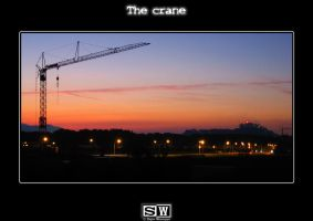 The crane by iFeelNoSorrow