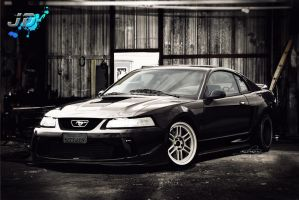 Ford Mustang GT coupe by Joel-Design