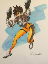 Tracer by amonkeyonacid