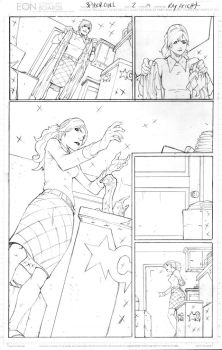 Spider-Girl 2 pg 19 by RAHeight2002-2012