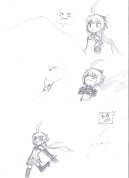 Mugen souls challenge accepted by elguachojose
