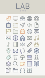 LAB Icons by participant