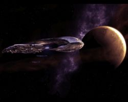 The Covenant Fleet by pshbling