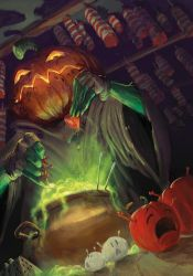 Tiny Tasty Toast of Terrors Illustration by Fenrir--the-2nd