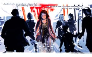 Along The Edge: another concept art by nfouque