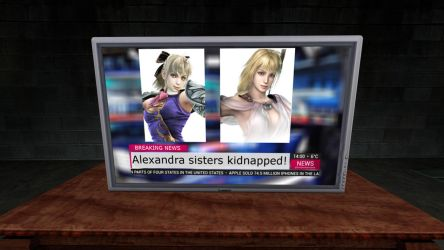 Sisters Kidnapped by gagem