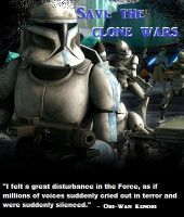 Save The Clone Wars by Tipsutora