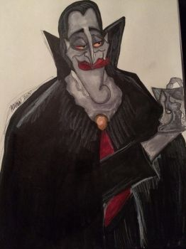 Lord of the Undead by missusbrimstone
