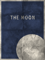 The Moon by jxtutorials