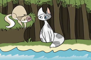 Kitties Are Fun To Draw... Not by jealousapples