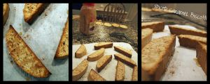 Spiced Caramel Biscotti by thelumpy