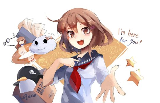 Ikazuchi by ClearEchoes