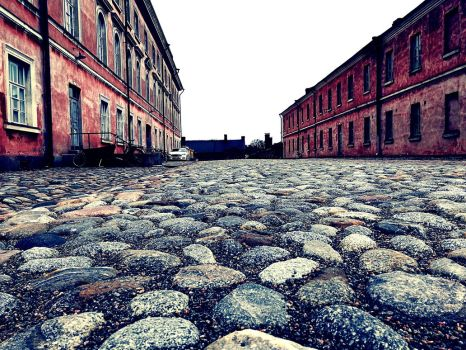 Streets of Finland by Ollumii
