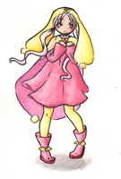 Princesse diamant by Camily-Bulle