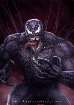 Venom Infinity Full by luffie