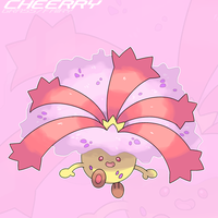 ??? Cheerry by SteveO126