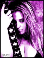 K Guitar Lover by DeviantDesires